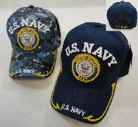 Licensed US Navy [Seal] Ball cap *Assorted Colors